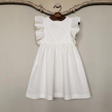 Vestido Capri Off White