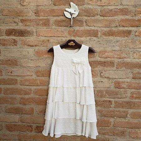 Vestido Modena Branco