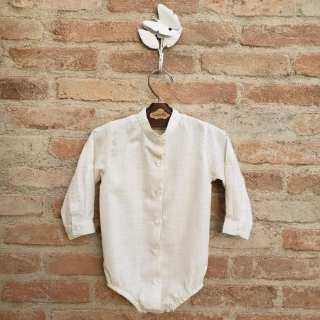 Camisa Body Lucca Off White