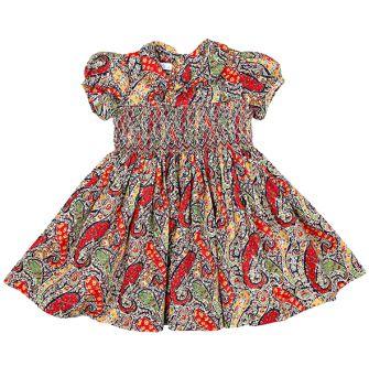 Vestido Casinha de Abelha Mila