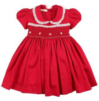 Vestido Casinha de Abelha Red Infantil