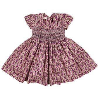 Vestido Casinha de Abelha Purple Girl
