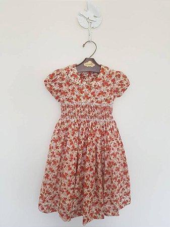Vestido Casinha de Abelha Louise Baby