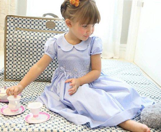 Vestido Casinha de Abelha Sweetie Girl
