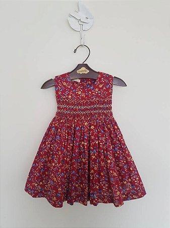 Vestido Casinha de Abelha Mariana Baby