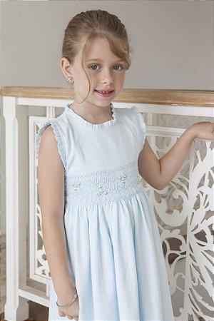 Vestido Casinha de Abelha Provençal Girl