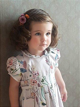 Vestido Gaiolas Girl