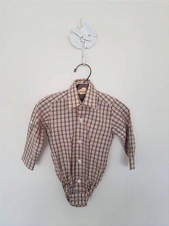Camisa Body Enzo