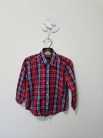 Camisa Classica Xadrez
