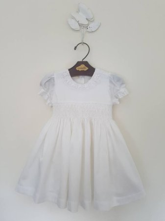 Vestido casinha de Abelha Monaco Girl
