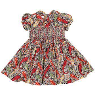 Vestido Casinha de Abelha Mila Baby