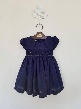 Vestido Casinha de Abelha Manoela Girl