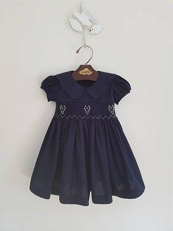 Vestido Casinha de Abelha Vivian