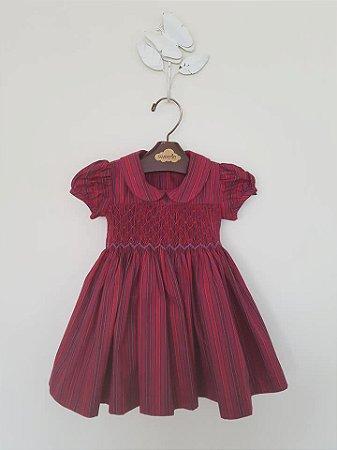 Vestido Casinha de Abelha Lia Girl
