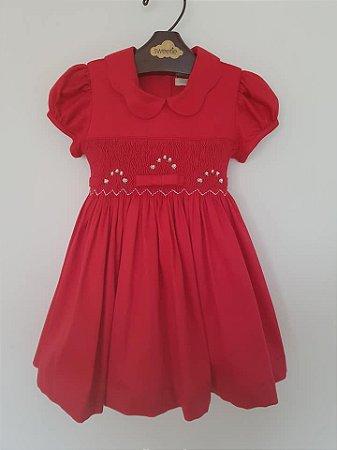 Vestido Casinha de Abelha Laço Channel Girl