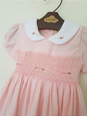 Vestido Casinha de Abelha Fernanda Girl