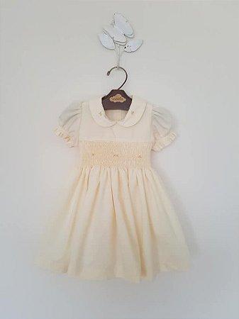 Vestido Casinha de Abelha Margarida