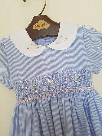 Vestido Casinha de Abelha Bianca Girl
