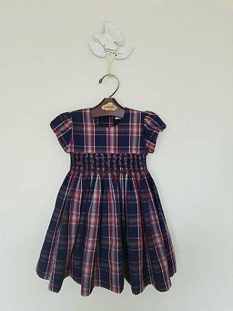 Vestido Casinha de Abelha Lilla Girl