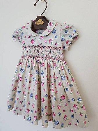 Vestido Casinha de Abelha Maria Flor
