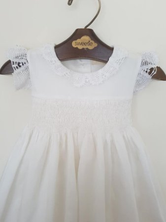 Vestido Casinha de Abelha Renascença Dior