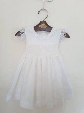Vestido Casinha de Abelha Renascença