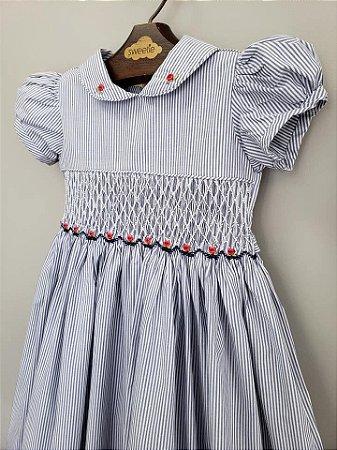 Vestido Casinha de abelha Kate Infantil