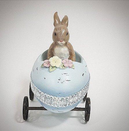 Coelho Bunny no Carrinho ilustritto