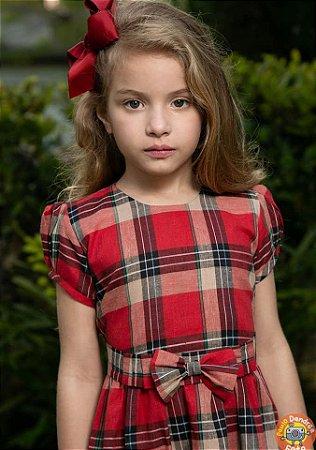 Vestido xadrez Dianne