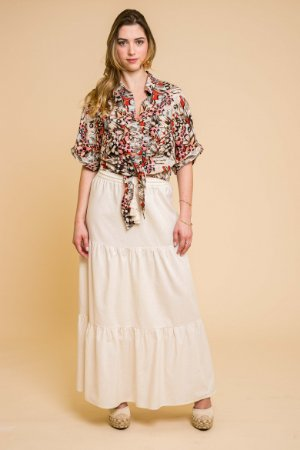 Camisa mae butterfly