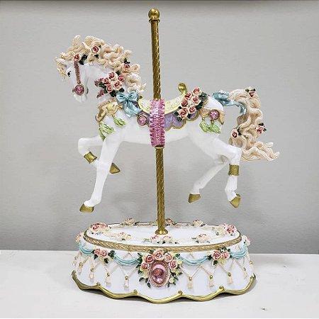 Enfeite musical cavalo