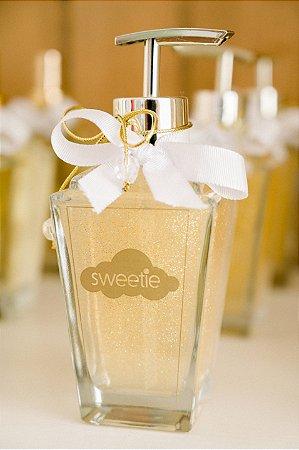 Sabonete Liquido Sweetie Dourado
