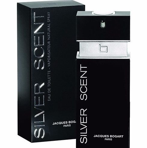 Perfume Silver Scent 100ml Jacques Bogart Tradicional