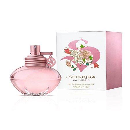 Perfume EDT Shakira Feminino Eau Florale 80ml