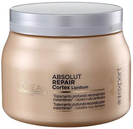 L'Oréal Professionnel Absolut Repair Cortex Lipidium - Máscara de Reconstrução - 500g