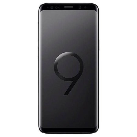 "Smartphone Samsung Galaxy S9 Dual SIM 64GB de 5.8"" 12MP/8MP OS 8.0 - Preto"