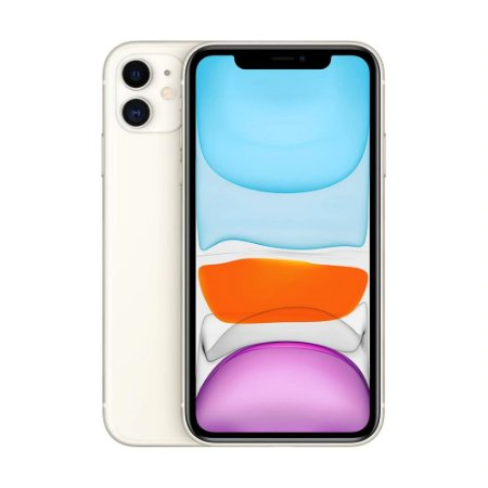 Apple iPhone 11 iOS Câmera 12MP - 64GB/128GB/256GB