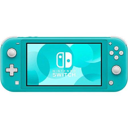 Nintendo Switch Lite 32 GB Suporta cartão Micro SD de até 2TB