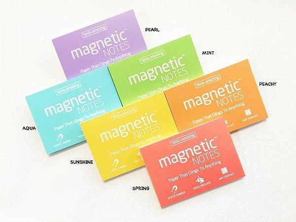 Bloco Adesivo Magnetic Notes