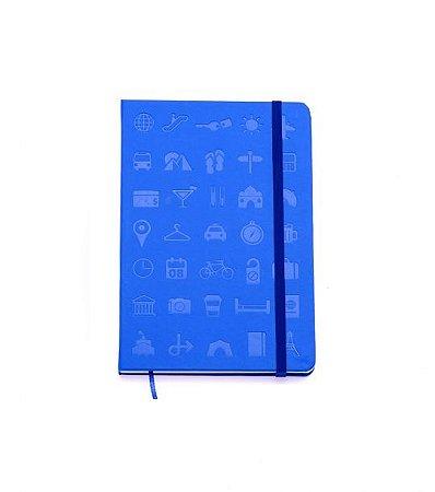 Caderneta Cicero Prazeres - Caderno de Viagem