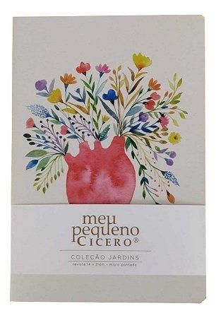 Caderneta Revista Cicero Jardins