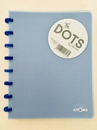 Caderno Atoma DOTS A5