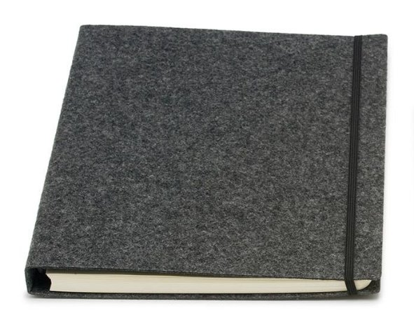 Caderno Atoma Alain Berteau A5