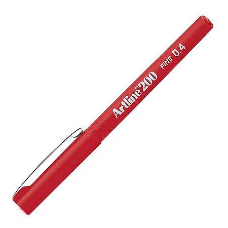 Caneta Fine Pen Artline 0.4mm