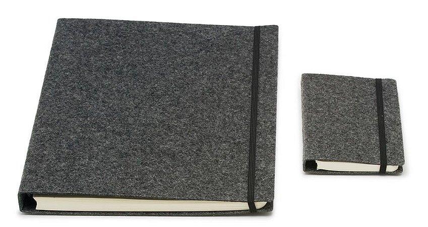 Caderno Atoma Alain Berteau Feltro