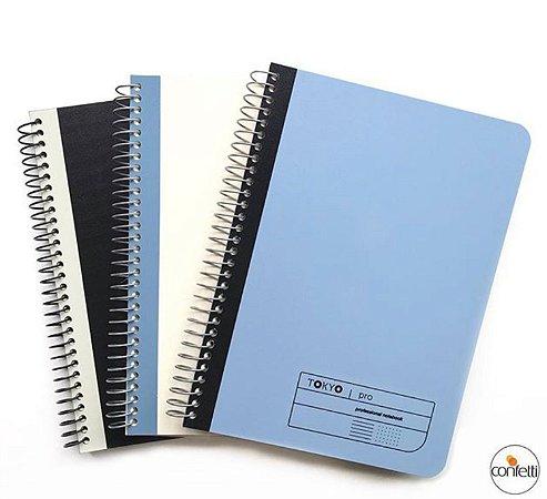 Caderno Pontado Confetti Tokio Pro