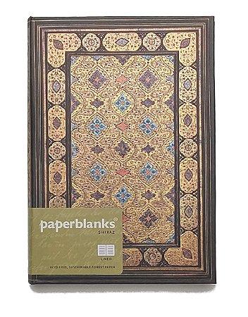 Caderno Premium Paperblanks Shiraz