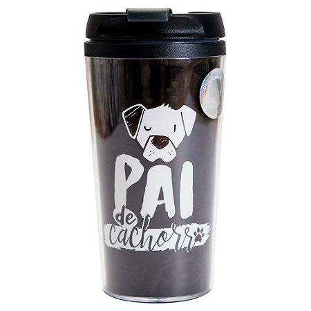 Copo Termico Pop Uatt - Pai de Cachorro