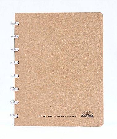 Caderno Atoma Amazing Pautado A5