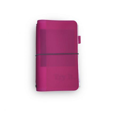 Planner Evercase Colors Pink Cutie Evertop